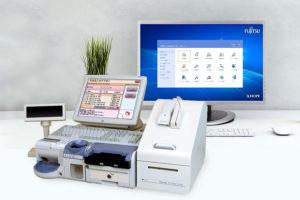 株式会社アルメックス社製 自動精算機・POSレジ専用連携システム