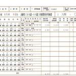 高崎市高齢者(68・69歳)医療費請求明細書